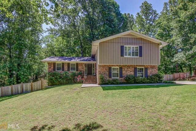2201 Spring Mill Cv, Atlanta, GA 30338 (MLS #8781910) :: Buffington Real Estate Group