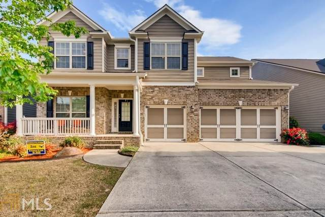 516 Olympic Way, Acworth, GA 30102 (MLS #8782282) :: Bonds Realty Group Keller Williams Realty - Atlanta Partners