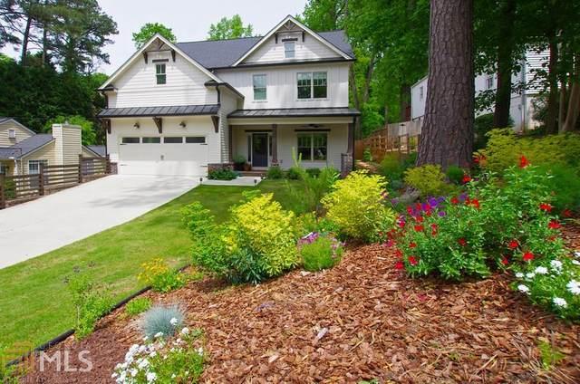 1368 Arnold Avenue Ne, Atlanta, GA 30324 (MLS #8782628) :: RE/MAX Eagle Creek Realty