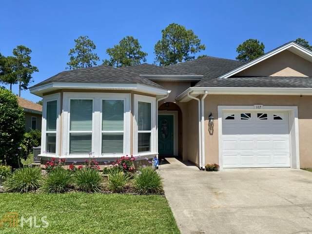 117 Brookshire Ct, Kingsland, GA 31548 (MLS #8783395) :: Athens Georgia Homes