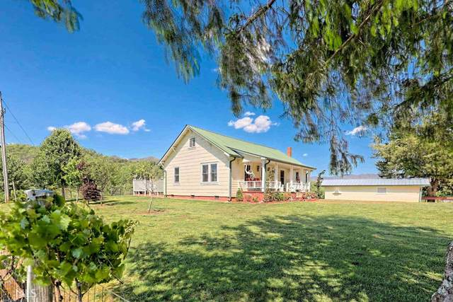 1659 E Old Highway 64, Hayesville, NC 28904 (MLS #8783491) :: Anderson & Associates