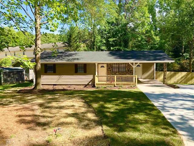 36 Oak Hill, Winder, GA 30680 (MLS #8784194) :: The Heyl Group at Keller Williams