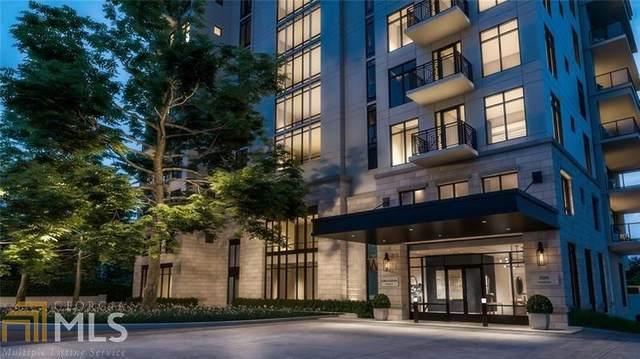 2520 Peachtree Rd #502, Atlanta, GA 30305 (MLS #8784320) :: Crown Realty Group