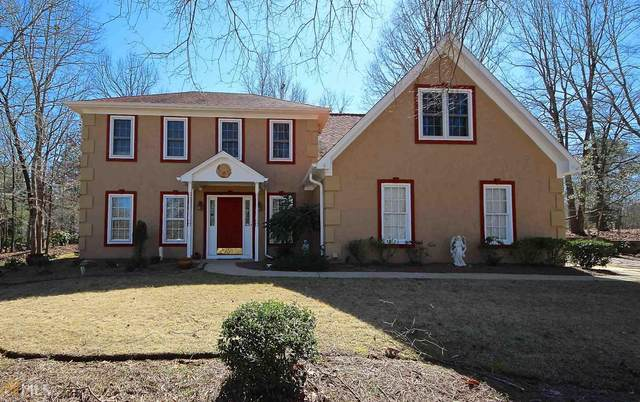 130 Kimmer Rd, Peachtree City, GA 30269 (MLS #8784330) :: Tim Stout and Associates