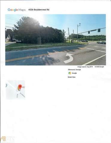 4536 Bouldercrest Rd, Ellenwood, GA 30294 (MLS #8784526) :: Buffington Real Estate Group