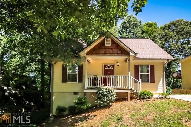 8454 Hightower Trl, Snellville, GA 30039 (MLS #8784637) :: The Heyl Group at Keller Williams