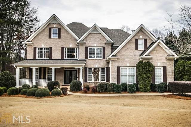 2369 Ivey Oaks Pl, Stone Mountain, GA 30087 (MLS #8785100) :: The Heyl Group at Keller Williams