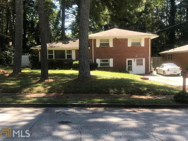 2275 Shamrock Dr, Decatur, GA 30032 (MLS #8785553) :: Buffington Real Estate Group