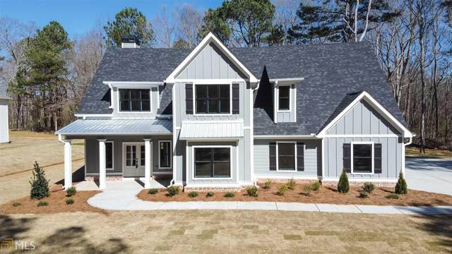170 Ebenezer Rd #9, Fayetteville, GA 30215 (MLS #8785798) :: Bonds Realty Group Keller Williams Realty - Atlanta Partners
