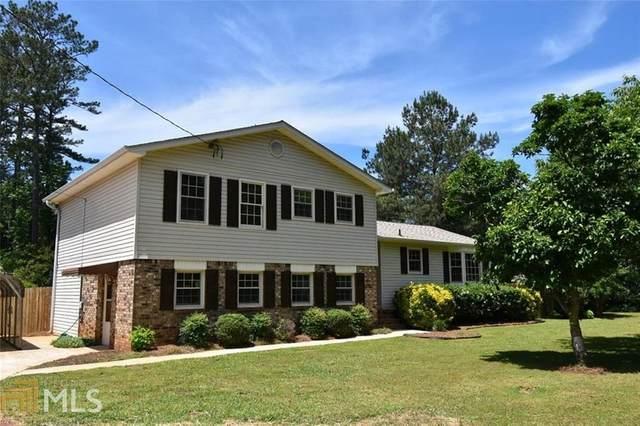 35 Pine Grove Rd, Cartersville, GA 30120 (MLS #8785828) :: Crown Realty Group