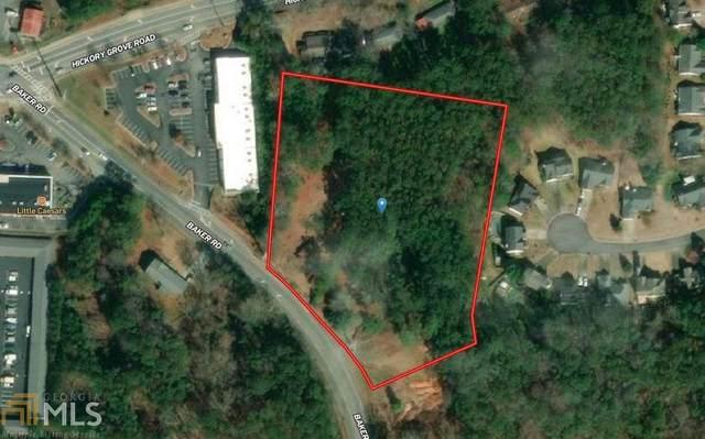 2520 Baker Rd, Acworth, GA 30101 (MLS #8785962) :: Buffington Real Estate Group