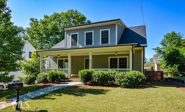 331 Waterman St Se, Marietta, GA 30060 (MLS #8785995) :: Buffington Real Estate Group