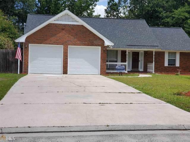 81 E Cameron St, Pembroke, GA 31321 (MLS #8786048) :: Buffington Real Estate Group