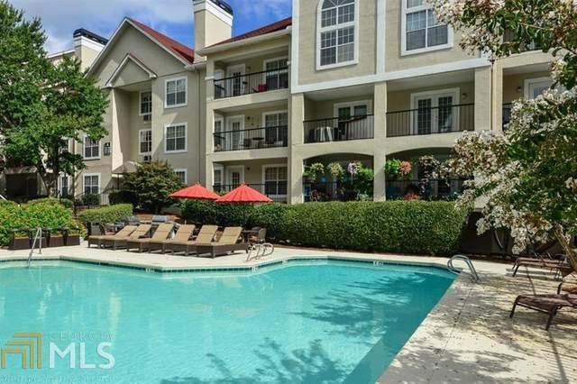 3655 Habersham Rd Ne #225, Atlanta, GA 30305 (MLS #8786355) :: Athens Georgia Homes