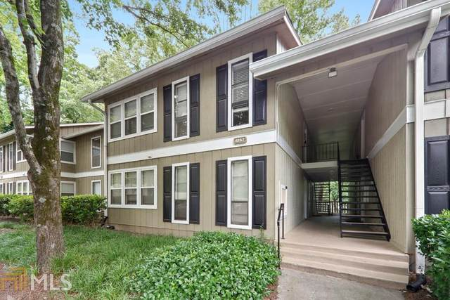 5157 Roswell Rd #5, Sandy Springs, GA 30342 (MLS #8786428) :: The Heyl Group at Keller Williams