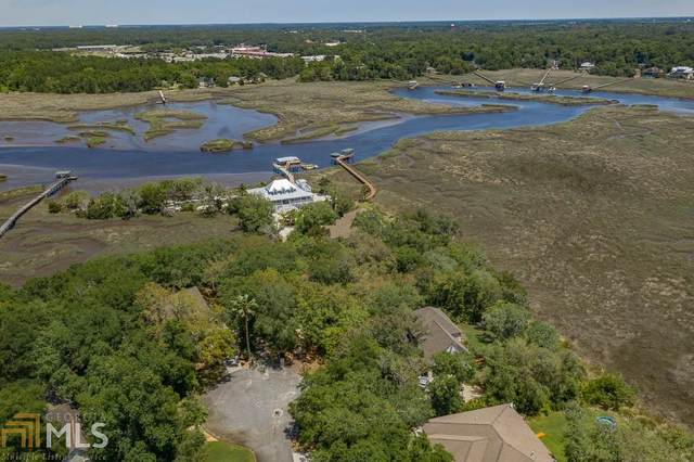 0 Long Point Cir Lot 8, St. Marys, GA 31558 (MLS #8786618) :: AF Realty Group