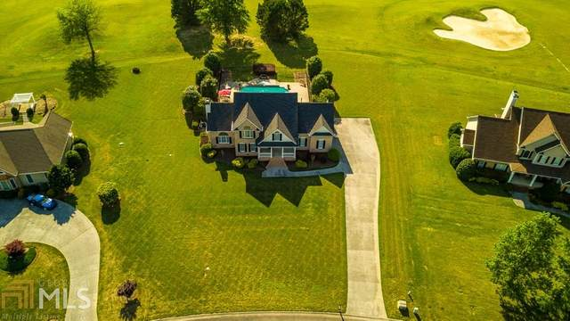181 Woodedge Drive Ne, Calhoun, GA 30701 (MLS #8786644) :: Rettro Group