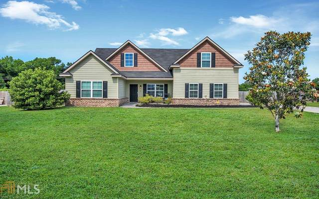 407 Peachtree Dr, Rincon, GA 31326 (MLS #8786659) :: Military Realty