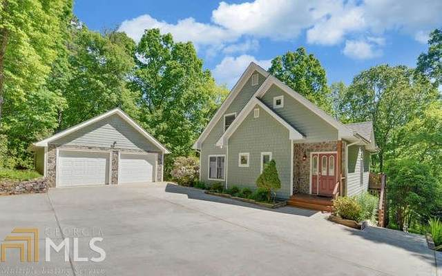 348 Whispering Dale, Clarkesville, GA 30523 (MLS #8786670) :: The Heyl Group at Keller Williams