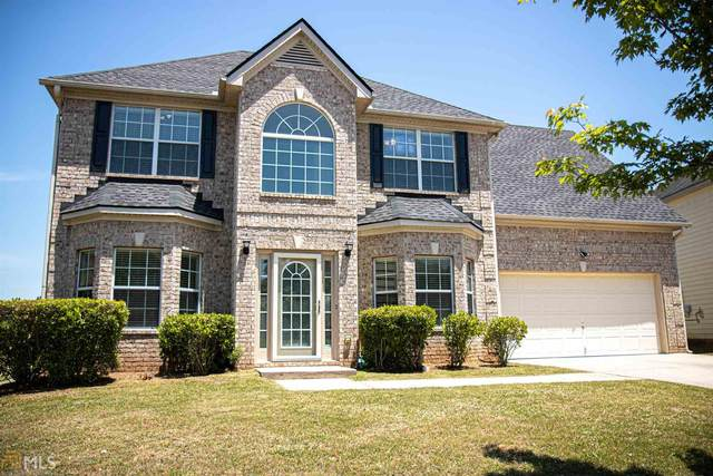 4018 Dinmont Chase, Atlanta, GA 30349 (MLS #8786717) :: Bonds Realty Group Keller Williams Realty - Atlanta Partners