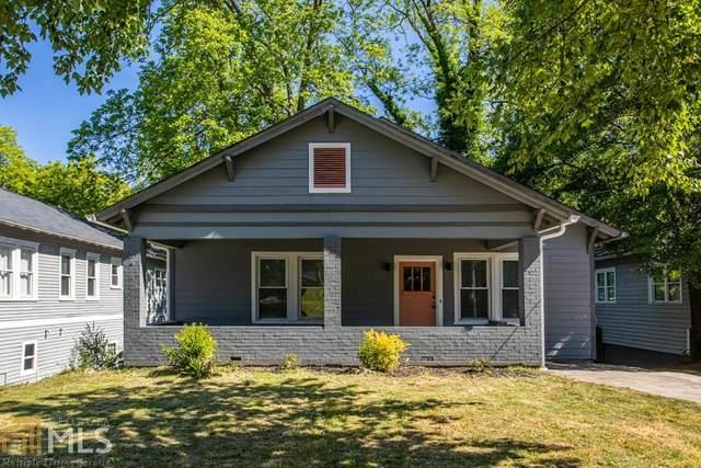 645 Lexington Ave Sw, Atlanta, GA 30310 (MLS #8786805) :: Lakeshore Real Estate Inc.