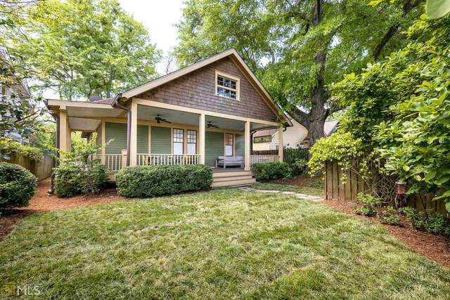 1296 Mclendon Ave Ne, Atlanta, GA 30307 (MLS #8786857) :: The Heyl Group at Keller Williams