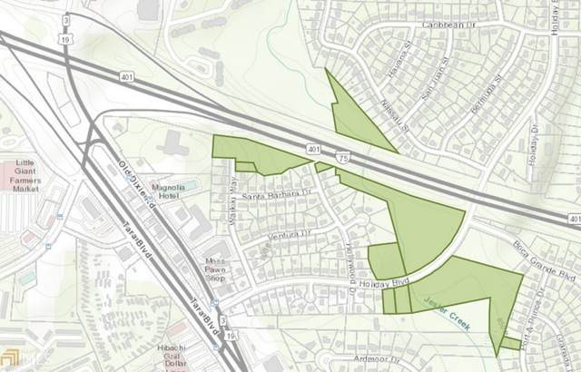 0 Interstate 75, Forest Park, GA 30297 (MLS #8787310) :: Buffington Real Estate Group
