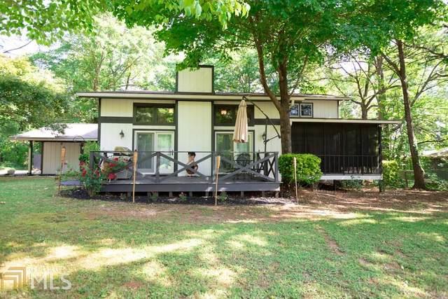 2602 Twin Oaks Drive Sw, Marietta, GA 30064 (MLS #8787311) :: RE/MAX Eagle Creek Realty