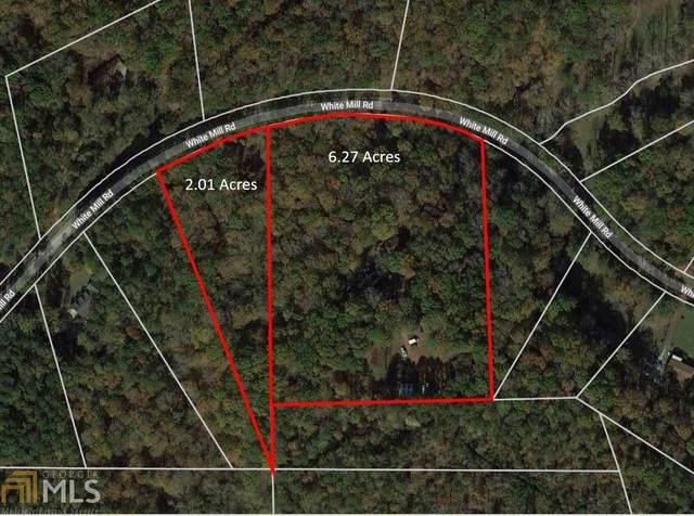 6260 White Mill Rd, Fairburn, GA 30213 (MLS #8787331) :: The Heyl Group at Keller Williams