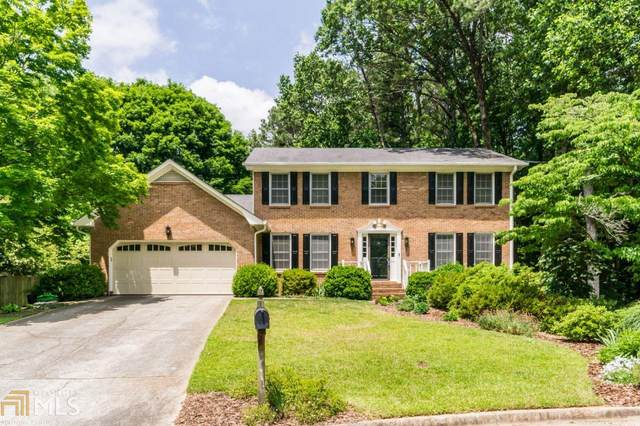 2735 Doaks Run Ct, Tucker, GA 30084 (MLS #8787360) :: The Heyl Group at Keller Williams