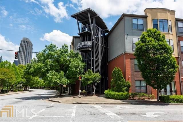 400 17 St Nw #1117, Atlanta, GA 30363 (MLS #8787398) :: Lakeshore Real Estate Inc.