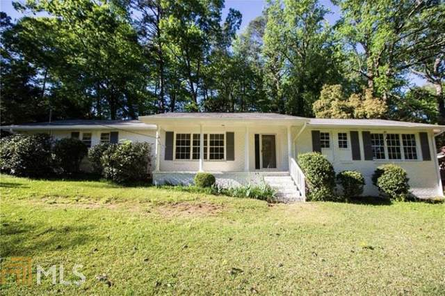2383 Northside Pkwy, Atlanta, GA 30327 (MLS #8787594) :: RE/MAX Eagle Creek Realty