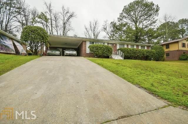 2845 Jerome Rd, College Park, GA 30349 (MLS #8787697) :: Buffington Real Estate Group