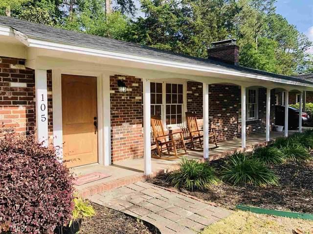 105 Rowand, Statesboro, GA 30458 (MLS #8787720) :: The Heyl Group at Keller Williams
