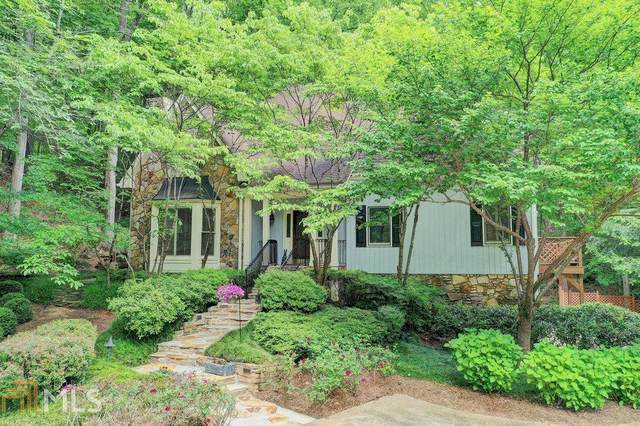 9400 Huntcliff Trc Trce, Atlanta, GA 30350 (MLS #8787759) :: Buffington Real Estate Group