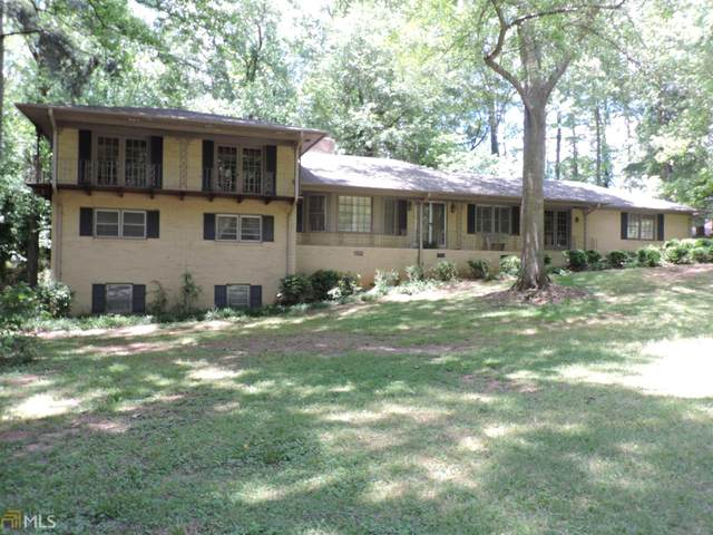 150 Pine Valley Dr, Royston, GA 30662 (MLS #8787836) :: The Heyl Group at Keller Williams