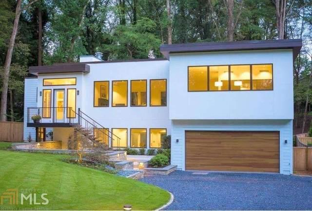 1311 Hopkins Ter, Atlanta, GA 30324 (MLS #8788008) :: Buffington Real Estate Group