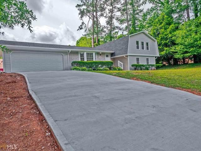 4032 Stonemont Drive Sw, Lilburn, GA 30047 (MLS #8788121) :: Buffington Real Estate Group
