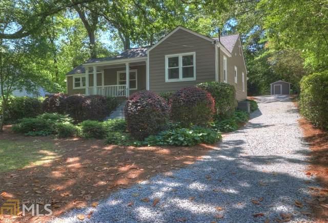 1254 Kingsley Cir, Atlanta, GA 30324 (MLS #8788150) :: Buffington Real Estate Group