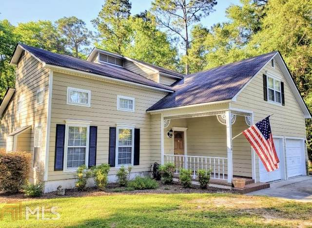 118 Oak Hollow Dr, Statesboro, GA 30458 (MLS #8788192) :: RE/MAX Eagle Creek Realty