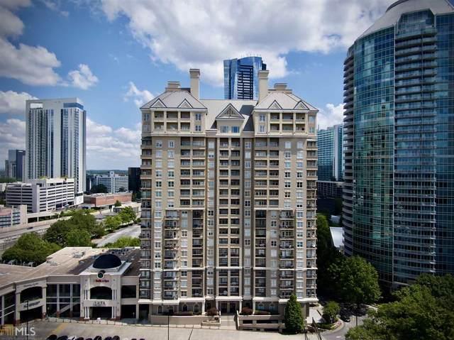3334 Peachtree Rd #814, Atlanta, GA 30326 (MLS #8788240) :: Athens Georgia Homes