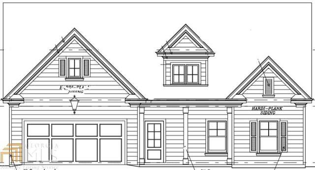9223 Golfview Cir #16, Covington, GA 30014 (MLS #8788292) :: Buffington Real Estate Group