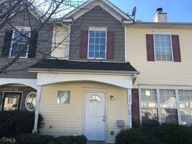 6095 Camden Forrest Cv, Riverdale, GA 30296 (MLS #8788311) :: Bonds Realty Group Keller Williams Realty - Atlanta Partners