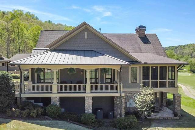 25 Fairway Ct, Dahlonega, GA 30533 (MLS #8788350) :: The Heyl Group at Keller Williams