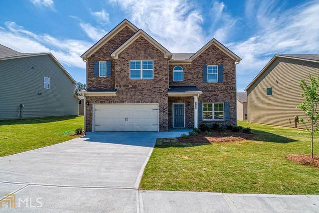 3027 Newbury Ln #35, Ellenwood, GA 30294 (MLS #8788383) :: Keller Williams Realty Atlanta Partners