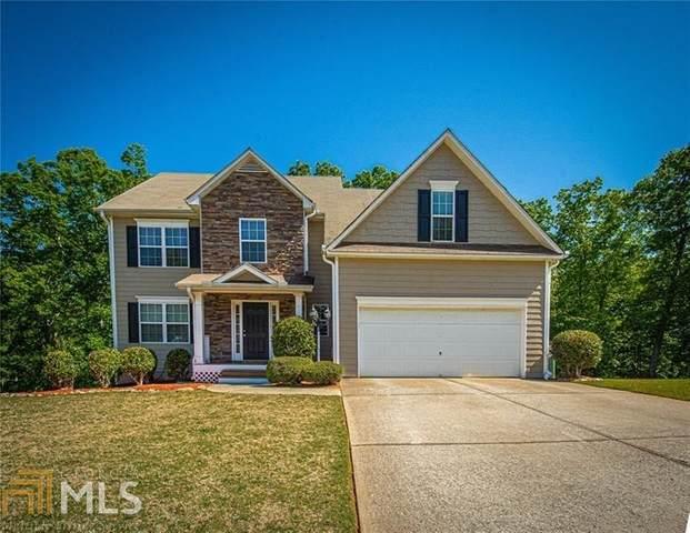 38 Camp Crk, Dawsonville, GA 30534 (MLS #8788411) :: Athens Georgia Homes