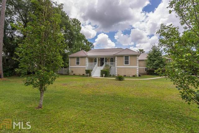 203 Stillwater Dr, Brunswick, GA 31525 (MLS #8788418) :: Military Realty
