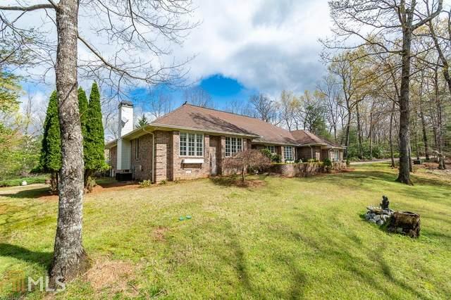 268 Chattahoochee Glen Rd, Clarkesville, GA 30523 (MLS #8788556) :: The Heyl Group at Keller Williams