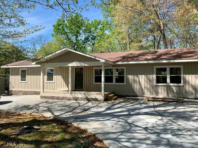 1802 Little Pine Mountain Rd, Jasper, GA 30143 (MLS #8788577) :: Athens Georgia Homes
