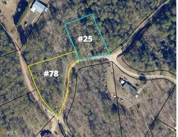 0 Hollybrook Rd Lot #25, Dahlonega, GA 30533 (MLS #8788647) :: The Heyl Group at Keller Williams